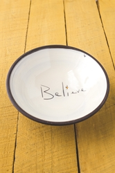 Believe Pasta Bowl