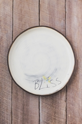 Bliss Round Plate (Small/Large)