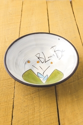 Bloom Be Pasta Bowl (in 5 blooming colors!)