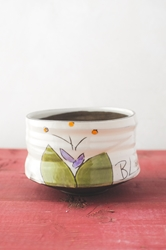 Bloom Be Tea Bowl (in 5 Blooming Colors!)