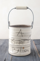 Bucket of Believe (Small/Large)
