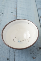 Courage Small Bowl