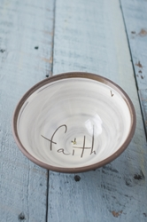 Faith Small Bowl