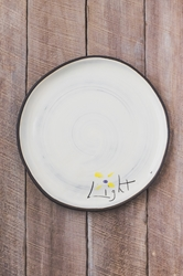 Light Round Plate (Small/Large)