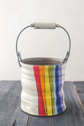 Rainbow Bucket (Small/Large)