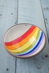 Rainbow Small Bowl
