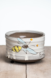 Bee the Change Tea Bowl