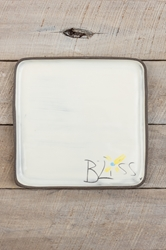 Bliss Square Plate (Small/Large)