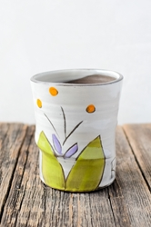 Bloom Be Cup (in 4 Blooming Colors!)