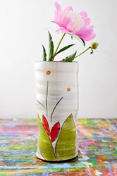 Bloom Be Round Vase (in 4 Blooming Colors!)