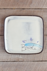 Breathe Square Plate (Small/Large)
