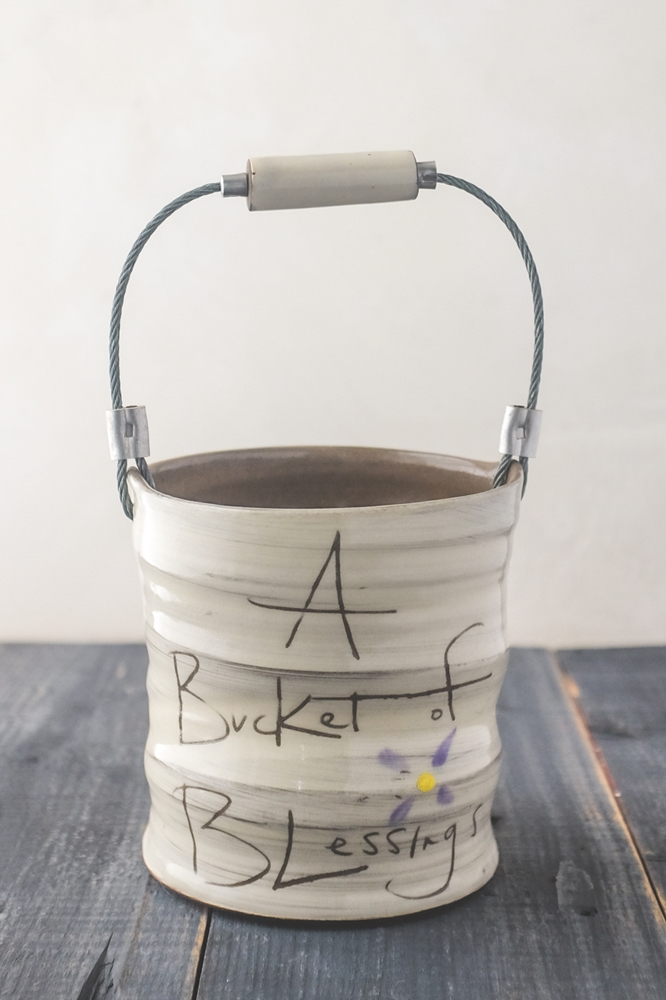 Image result for BUCKET OF BLESSINGS