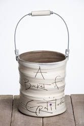 Bucket of Gratitude (Small/Large)