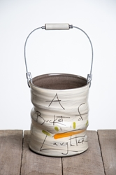 Bucket of Laughter (Small/Large)