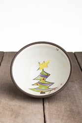 Christmas Tree Small Bowl