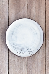 Clarity Round Plate (Small/Large)