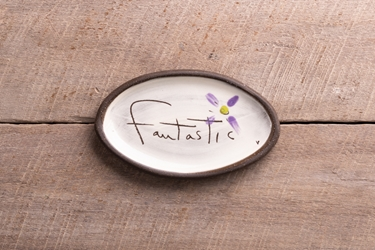 Fantastic Mini Oval Tray