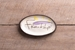 Friendship Mini Oval Tray -