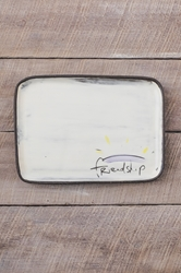 Friendship Rectangle Plate