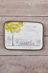 Fruit Tree Rectangle Plate (in 4 fantastic fruits!)