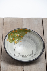 Fruit Trees Pasta Bowl (in 4 fantastic fruits!)