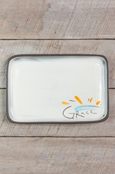 Grace Rectangle Plate