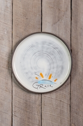 Grace Round Plate (Small/Large)