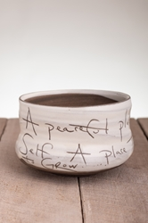 Home Poem Tea Bowl