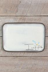 Inspire Rectangle Plate