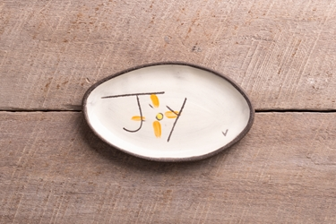 Joy Mini Oval Tray