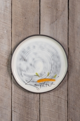 Laughter Round Plate (Small/Large)
