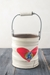Love Rules Bucket (Small/Large) - L-5NY