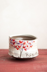 Love Tree Tea Bowl