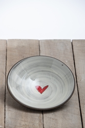 Love (heart) Pasta Bowl