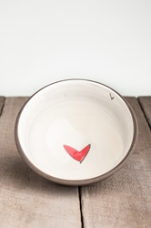 Love (heart) Small Bowl