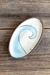 Love the Water Mini Oval Tray -