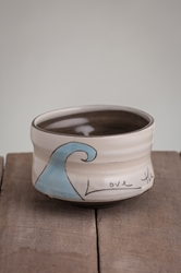 Love the Water Tea Bowl