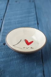 Love (word) Mini Bowl