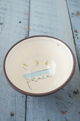 Peace Small Bowl