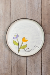 Rise Up Round Plate (Small/Large)