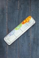 Seasons Long Rectangle Tray