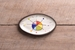 Show Up and Shine Mini Oval Tray -