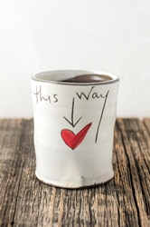 This Way to Love Cup