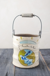 World Peace Bucket (Small/Large)