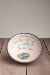 World Peace Small Bowl